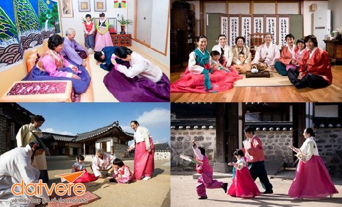 Các hoạt đông đón năm mới ở Hàn Quốc