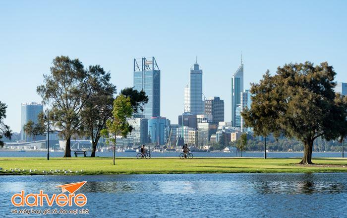 Du lịch Perth năm 2018