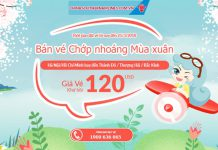 Khuyến mại của China Southern Airlines