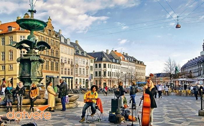 Ghé thăm thành phố Copenhagen-