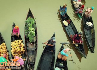 Chợ nổi Lok Baintan