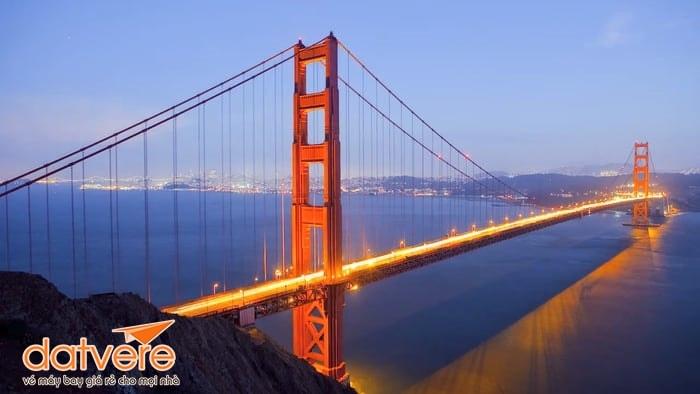 Du lịch San Francisco