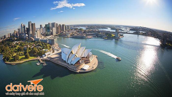 Du lịch Sydney năm 2018