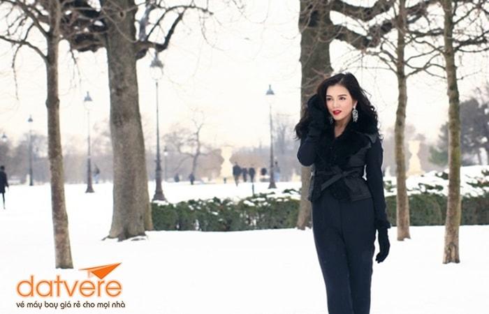 Du lịch Pháp mùa đông