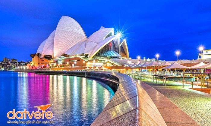 Du lịch Sydney - Úc năm 2018