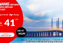 Vé máy bay Hà Nội đi Penang giá rẻ