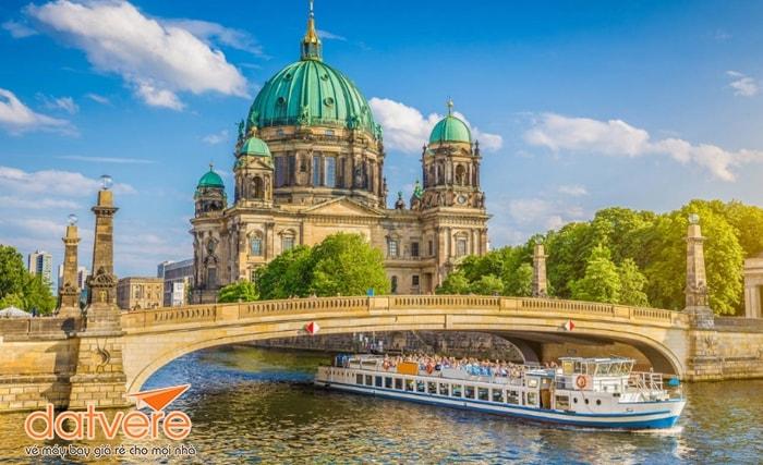 Khám phá Berlin năm 2018