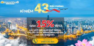 Chương trình khuyến mại từ Vietnam Airlines
