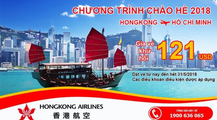 Khuyến mại Hongkong Airlines