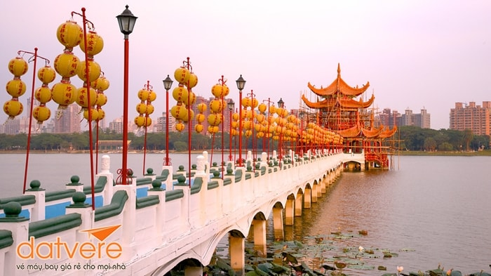 Ghé thăm những điểm đến đẹp ở Đài Loan