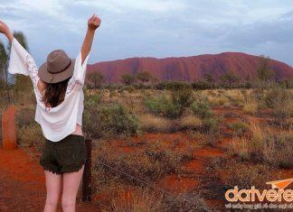 Đến vùng đất Outback