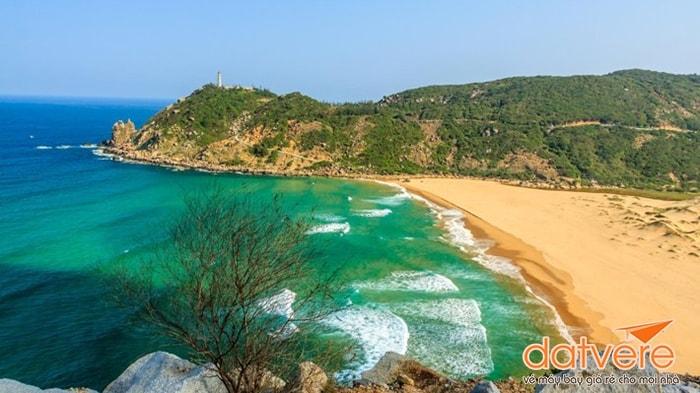 Bãi biển Đại Lãnh Nha Trang