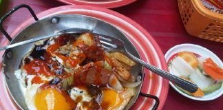 Những món ăn sáng nổi tiếng ở Sài Gòn