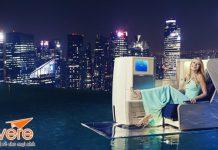 Marina Bay Sands - Những địa điểm du lịch nổi tiếng ở Singapore