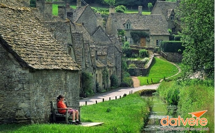 Ngôi làng Bibury